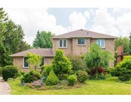 498 Heather Hill Court, ancaster, Ontario