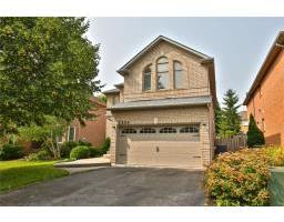 2264 VISTA OAK Road, oakville, Ontario