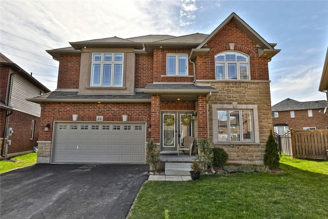 24 SUNDANCE Crescent, stoney creek, Ontario