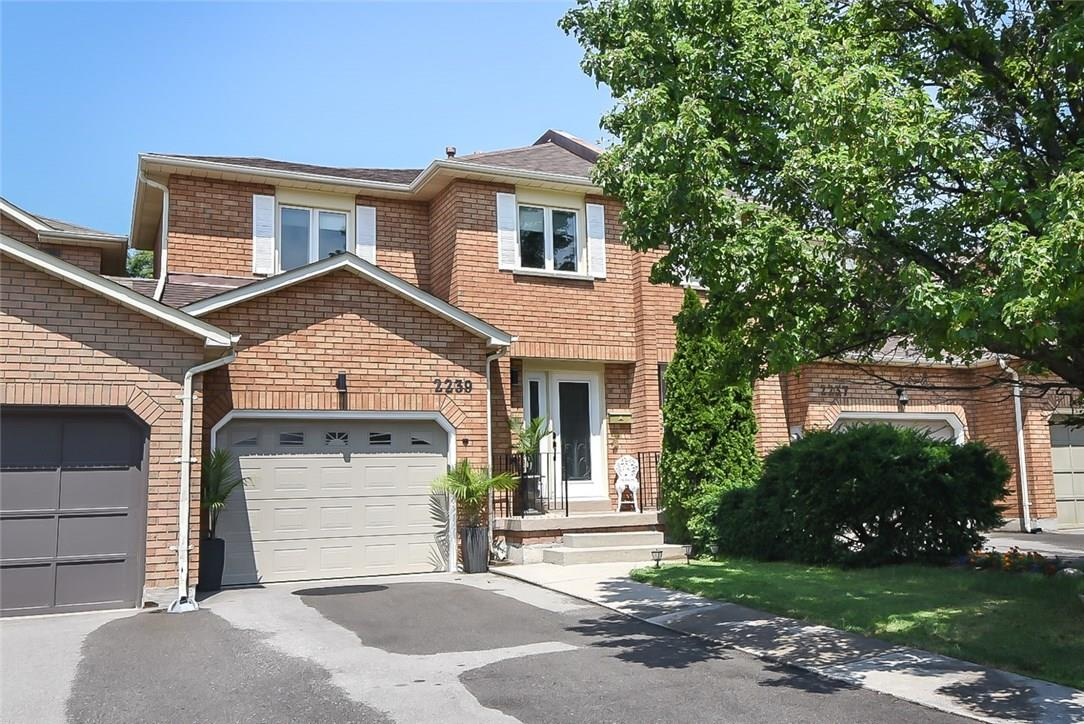 2239 SHIPWRIGHT Road, oakville, Ontario