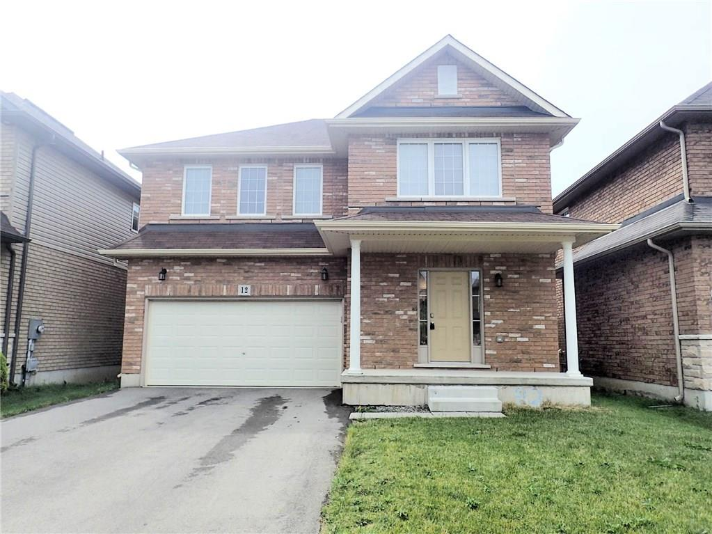 12 hidden ridge Crescent, hamilton, Ontario